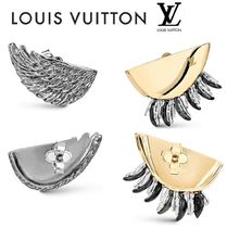 [Louis Vuitton] Bionic Earrings Wings and Leaves☆直営店買付