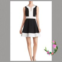 Kate Spade★colorblock ponte dress ワンピース☆セール