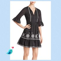 Kate Spade★mosaic embroidered dress ワンピース☆セール