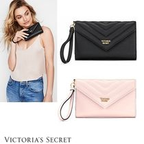 VS NEW! Pebbled V-Quilt Tech Clutch sou 送料込