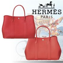 HERMES 2018-19AW Sac Garden Party 36 トートバッグ カーフ