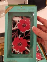 kate spade☆IPHONE CASES JEWELED POPPY FIELD - 8