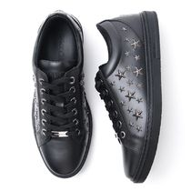 JIMMY CHOO スニーカー cash-osx-black