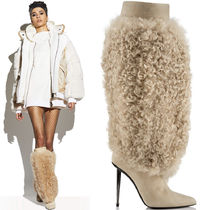 18-19AW TF073 SHEARLING BOOTS
