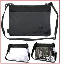 THE NORTH FACE★正規品★EASY CROSS BAG S BIG LOGO/追跡付
