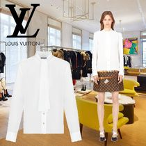 18AW Louis Vuitton(ルイヴィトン) BLOUSE LAVALLIERE ブラウス