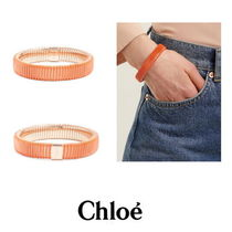 【Chloe】Stretch-band enamel bracelet