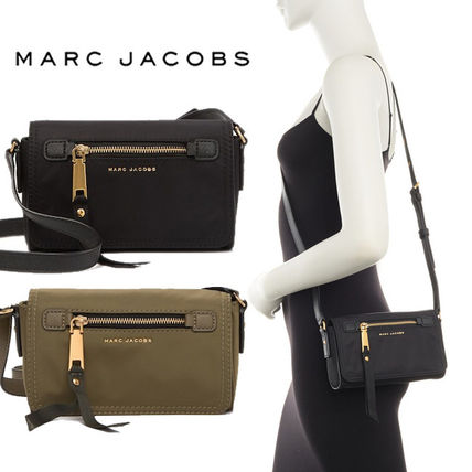 MARC JACOBS★Small Trooper クロスボディバッグ 2color