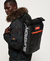 Superdry(極度乾燥しなさい)★Rollman Backpack / Black