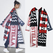 18-19AW SM473 LOOK12 ALL IS LOVE PATCHWORK COAT