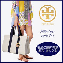 【国内発送】MILLER LARGE CANVAS TOTE セール