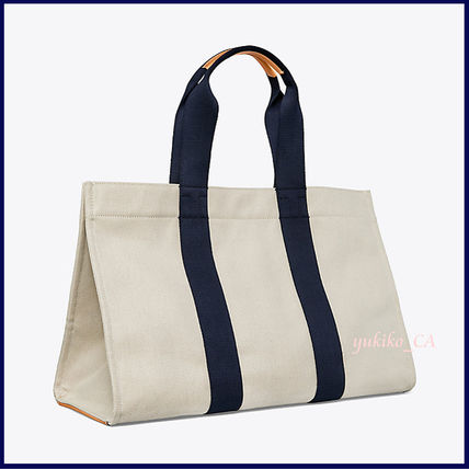 Tory Burch マザーズバッグ 【国内発送】MILLER LARGE CANVAS TOTE セール(3)
