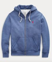 新作!★送料関税込★ 3色 Cotton-Blend-Fleece Hoodie