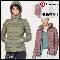 lululemon**コンパクトで軽量★旅行にも◎Pack It Down Jacket