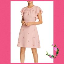 Kate Spade★cutout crepe dress ワンピース☆セール