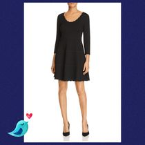 Kate Spade★scallop ponte dress ワンピース☆セール