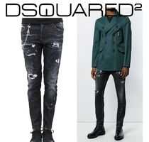 SALE!!【DSQUARED2】Skater Black_ジーンズ