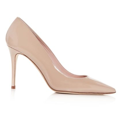 kate spade new york シューズ・サンダルその他 Kate Spade★Vivien Patent Leather Kitten-Heel Pumps☆セール(3)
