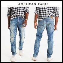 American Eagle Outfitters(アメリカンイーグル) デニム・ジーパン ☆American Eagle Outfitters☆ デニムスリムストレートパンツ