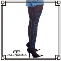 国内発送・関税込BALENCIAGA LOGO TIGHTS