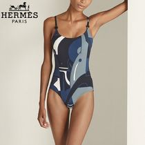 【18RESORT】HERMES*エルメス*Majorca swimsuit*水着