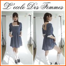 新作!日本未入荷☆L'ecole Des Femmes☆Chambermaid Dress