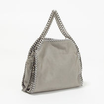 Stella McCartney	MINI FALABELLA	371223	W9132	1220	LIGHT GREY