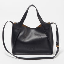 Stella McCartney	ALTER NAPPA TOTE	513860	W9923	1000	BLACK