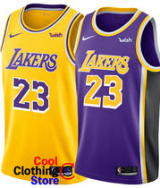 Nike Lakers LeBron James Swingman Jersey 入手困難 S~3XL