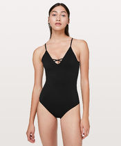 新作 lululemon ★ Shoreline One Piece ワンピース  水着