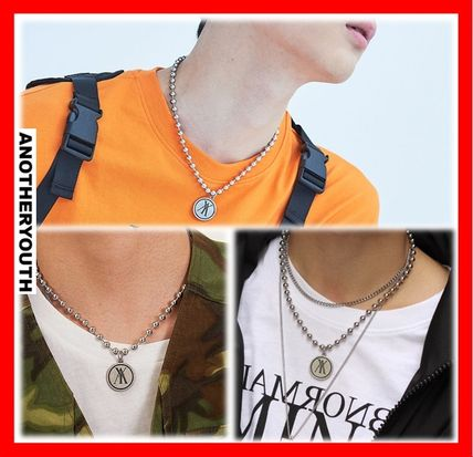 ANOTHERYOUTH ネックレス・チョーカー ★韓国の人気★【ANOTHERYOUTH】★ A Pendant Necklace ★