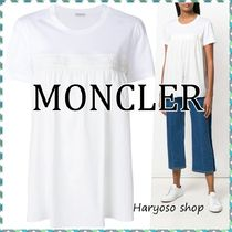 VIP価格★MONCLER★Flared gather Tシャツ