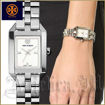 ★安心ヤマト便★TORY BURCH DALLOWAY TANK WATCH TRB1101