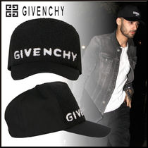 ★18-19AW★GIVENCHY(ジバンシィ)GIVENCHYロゴタオルキャップ