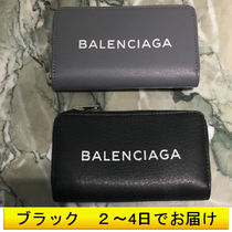 VIPセール☆関税込【BALENCIAGA】Everyday Zip Continental Card