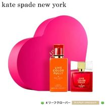 可愛いギフト★kate spade new york★Live Colorfully Gift Set