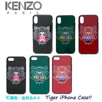 KENZO /Tiger iPhone ケース/ 2018 New Collection2