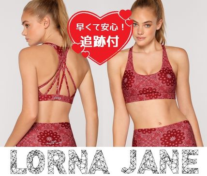 Lorna Jane フィットネストップス ★追跡有【Lorna Jane】Hypnotic Sports Bra★