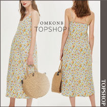 【国内発送・関税込】TOPSHOP★MATERNITY DitsyPrint Slip Dress