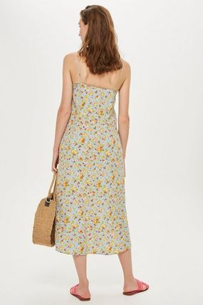 TOPSHOP マタニティワンピース 【国内発送・関税込】TOPSHOP★MATERNITY DitsyPrint Slip Dress(6)