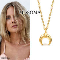 ◆NEW◆MISSOMA◆ LUCY WILLIAMS ミニホーン ネックレス