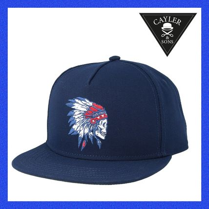 【CAYLER&SONS】Freedom Corps Corps Navy Snapback