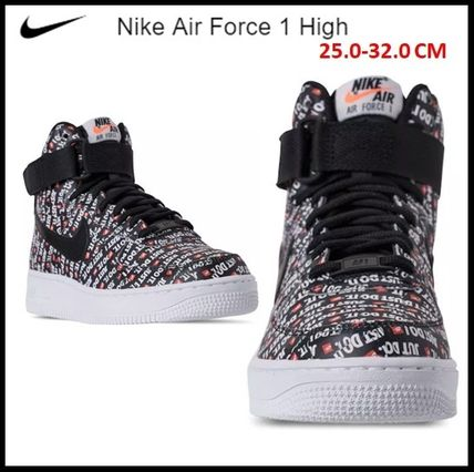 Nike スニーカー 【NIKE】JUST DO IT★Air Force 1 High '07 LV8  Men's (2)