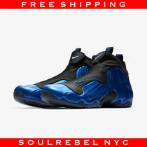 Nike Air Flightposite Dark Neon Royal ポジット 日本未発売
