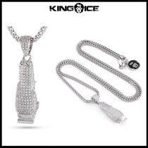 ★King Ice Barber Shop Clippers ネックレス【関税送料込】