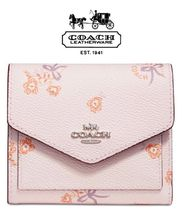 SALE!SALE![Coach]Floral Bow Wallet