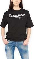 DSQUARED2◇vip sale★至高 3d ロゴ Tシャツ
