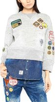DSQUARED2●VIP SALE★Cute patches トレーナー