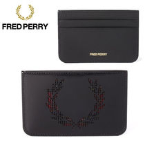 FRED PERRY メンズ カードケース fred180