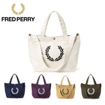 FRED PERRY バッグ キャンバストート fred170